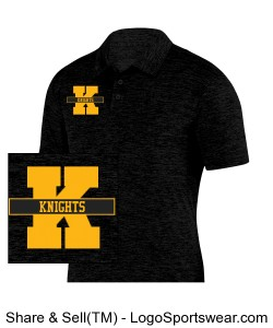 KNIGHTS POLO Design Zoom